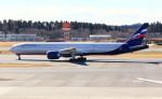 CL&CLさんが、成田国際空港で撮影したアエロフロート・ロシア航空 777-3M0/ERの航空フォト(飛行機 写真・画像)