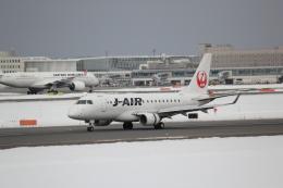 yuu@HKD/RJCHさんが、新千歳空港で撮影したジェイエア ERJ-170-100 (ERJ-170STD)の航空フォト(飛行機 写真・画像)