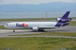 SKY☆101さんが、関西国際空港で撮影したフェデックス・エクスプレス MD-11Fの航空フォト(飛行機 写真・画像)