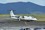 Gambardierさんが、岡山空港で撮影した国土交通省 航空局 DHC-8-315Q Dash 8の航空フォト(飛行機 写真・画像)