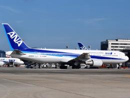 nontan8さんが、伊丹空港で撮影した全日空 767-381/ERの航空フォト(飛行機 写真・画像)