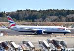 雲霧さんが、成田国際空港で撮影したブリティッシュ・エアウェイズ 787-9の航空フォト(飛行機 写真・画像)