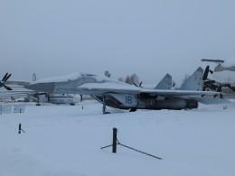 Smyth Newmanさんが、モニノ空軍博物館で撮影したロシア海軍 MiG-29Kの航空フォト(飛行機 写真・画像)