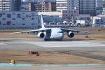yousei-pixyさんが、福岡空港で撮影した航空自衛隊 C-2の航空フォト(飛行機 写真・画像)