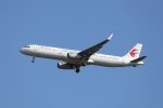 OS52さんが、成田国際空港で撮影した中国東方航空 A321-231の航空フォト(飛行機 写真・画像)