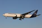 OS52さんが、成田国際空港で撮影したルフトハンザ・カーゴ 777-FBTの航空フォト(飛行機 写真・画像)