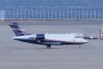 yabyanさんが、中部国際空港で撮影したプライベートエア CL-600-2B16 Challenger 605の航空フォト(飛行機 写真・画像)