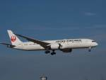 たにしさんが、成田国際空港で撮影した日本航空 787-9の航空フォト(飛行機 写真・画像)