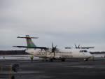 たにしさんが、ウメオ空港で撮影したBRA ブラーテンズ・リージョナル ATR-72-600の航空フォト(飛行機 写真・画像)