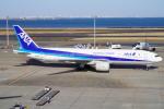 SFJ_capさんが、羽田空港で撮影した全日空 777-281/ERの航空フォト(飛行機 写真・画像)