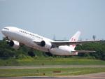 むらさめさんが、新千歳空港で撮影した日本航空 777-289の航空フォト(飛行機 写真・画像)