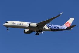 成田国際空港 - Narita International Airport [NRT/RJAA]で撮影されたチャイナエアライン - China Airlines [CI/CAL]の航空機写真