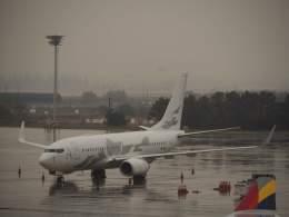 たにしさんが、金浦国際空港で撮影したジェット・アヴィエーション・フライト・サービス 737-7HE BBJの航空フォト(飛行機 写真・画像)