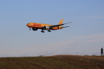 flyskyさんが、成田国際空港で撮影したDHL 777-FZNの航空フォト(飛行機 写真・画像)