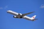 garrettさんが、成田国際空港で撮影した日本航空 787-9の航空フォト(飛行機 写真・画像)