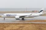 蒼くまさんが、関西国際空港で撮影したフィンエアー A350-941の航空フォト(飛行機 写真・画像)