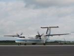 たにしさんが、千歳基地で撮影した海上保安庁 DHC-8-315 Dash 8の航空フォト(飛行機 写真・画像)