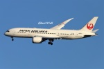 kan787allさんが、福岡空港で撮影した日本航空 787-8 Dreamlinerの航空フォト(飛行機 写真・画像)