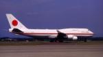 たにしさんが、千歳基地で撮影した航空自衛隊 747-47Cの航空フォト(飛行機 写真・画像)