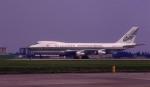 たにしさんが、横田基地で撮影したエバーグリーン航空 747SR-46(SF)の航空フォト(飛行機 写真・画像)