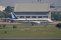 tsubameさんが、ドンムアン空港で撮影したタイ王国空軍 A320-214X CJ Prestigeの航空フォト(飛行機 写真・画像)