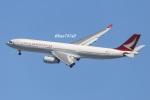 kan787allさんが、福岡空港で撮影したキャセイドラゴン A330-343Xの航空フォト(飛行機 写真・画像)