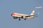 Hiro-hiroさんが、羽田空港で撮影した中国東方航空 A320-214の航空フォト(飛行機 写真・画像)