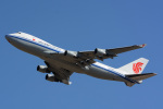 banshee02さんが、成田国際空港で撮影した中国国際貨運航空 747-4FTF/SCDの航空フォト(飛行機 写真・画像)