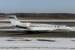 ウッディーさんが、新千歳空港で撮影した不明 Gulfstream G650 (G-VI)の航空フォト(飛行機 写真・画像)