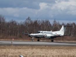 たにしさんが、十勝飛行場で撮影した陸上自衛隊 LR-2の航空フォト(飛行機 写真・画像)