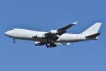 islandsさんが、成田国際空港で撮影したウィルミントン・トラスト・カンパニー 747-4KZF/SCDの航空フォト(飛行機 写真・画像)