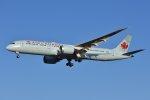 islandsさんが、成田国際空港で撮影したエア・カナダ 787-9の航空フォト(飛行機 写真・画像)