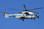 キイロイトリさんが、関西国際空港で撮影した海上保安庁 EC225LP Super Puma Mk2+の航空フォト(飛行機 写真・画像)