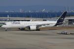 キイロイトリさんが、関西国際空港で撮影したルフトハンザドイツ航空 A350-941XWBの航空フォト(飛行機 写真・画像)