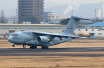 なごやんさんが、名古屋飛行場で撮影した航空自衛隊 C-2の航空フォト(飛行機 写真・画像)