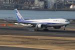 ANA744Foreverさんが、羽田空港で撮影した全日空 777-281/ERの航空フォト(飛行機 写真・画像)