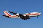 mogusaenさんが、横田基地で撮影したカリッタ エア 747-446(BCF)の航空フォト(飛行機 写真・画像)