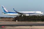 I.K.さんが、成田国際空港で撮影した全日空 767-381/ERの航空フォト(飛行機 写真・画像)