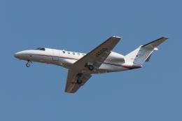 木人さんが、成田国際空港で撮影した国土交通省 航空局 525C Citation CJ4の航空フォト(飛行機 写真・画像)