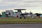 石鎚さんが、浜松基地で撮影した航空自衛隊 E-2C Hawkeyeの航空フォト(飛行機 写真・画像)
