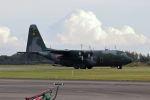 石鎚さんが、浜松基地で撮影した航空自衛隊 C-130H Herculesの航空フォト(飛行機 写真・画像)