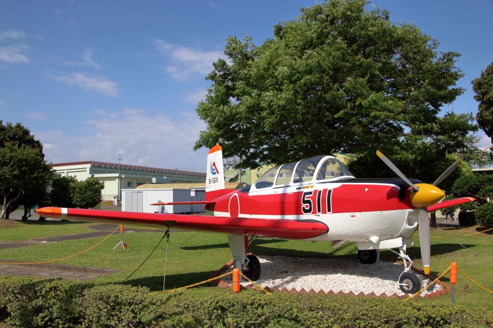 石鎚さんの航空自衛隊 Fuji T-3 (91-5511) 航空フォト