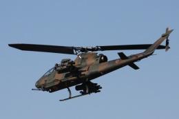 にまっくさんが、木更津飛行場で撮影した陸上自衛隊 AH-1Sの航空フォト(飛行機 写真・画像)