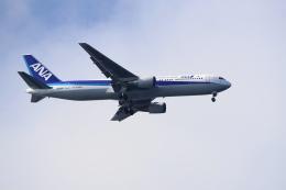 senbaさんが、羽田空港で撮影した全日空 767-381/ERの航空フォト(飛行機 写真・画像)