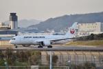 kurubouzuさんが、伊丹空港で撮影した日本航空 787-8 Dreamlinerの航空フォト(飛行機 写真・画像)