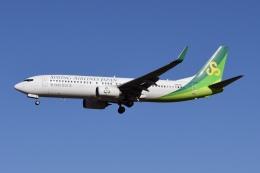 航空フォト:JA01GR 春秋航空日本 737-800