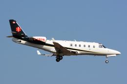 banshee02さんが、成田国際空港で撮影したJetport.Inc 1125A Astra SPXの航空フォト(飛行機 写真・画像)
