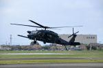 石鎚さんが、静浜飛行場で撮影した航空自衛隊 UH-60Jの航空フォト(飛行機 写真・画像)