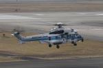 Sharp Fukudaさんが、関西国際空港で撮影した海上保安庁 EC225LP Super Puma Mk2+の航空フォト(飛行機 写真・画像)