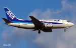 RINA-281さんが、小松空港で撮影したANAウイングス 737-54Kの航空フォト(飛行機 写真・画像)